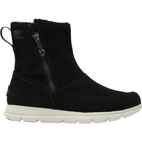 Sorel Explrr Zip Boots Women black